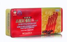 Công dụng chữa bệnh hiệu quả của viên hồng sâm Hàn Quốc