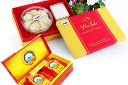 Cánh ăn bánh trung thu yến sào Khánh Hòa không bị tăng cân