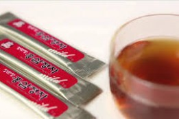 Công dụng trà hồng sâm Hàn Quốc