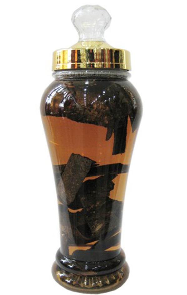 Bình ngâm rượu sâm Hàn Quốc 2,4 lít