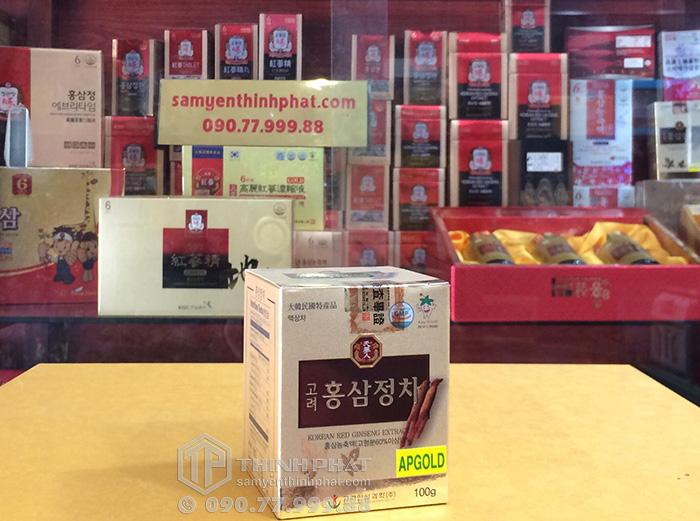Cao hồng sâm Hàn Quốc Bio 100g