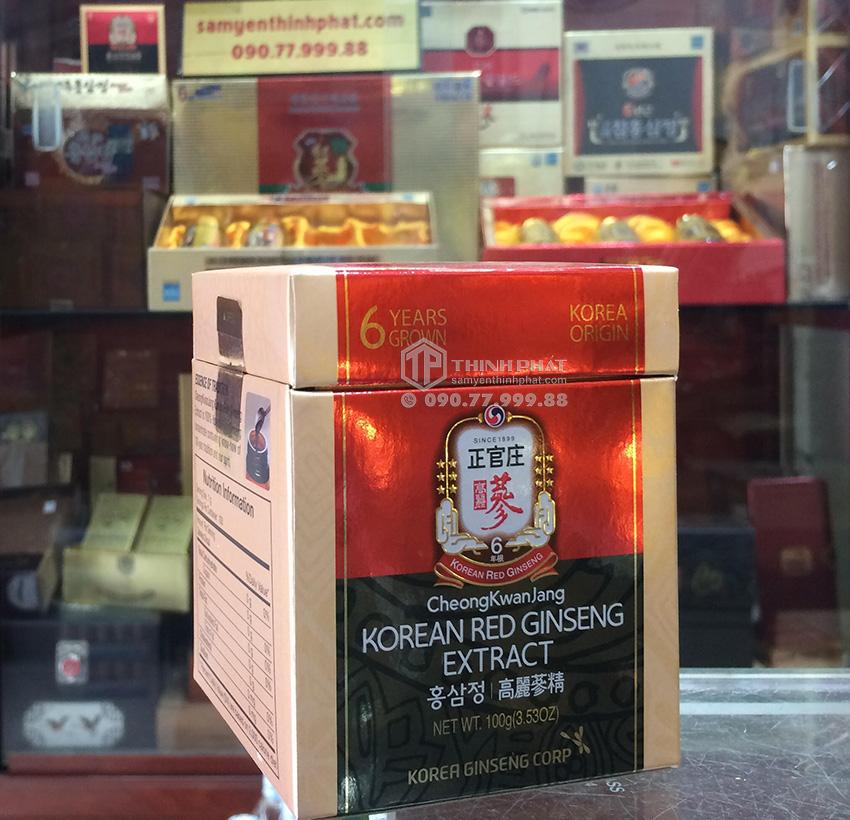 Cao hồng sâm Hàn Quốc cao cấp KGC lọ 100g - Cheong Kwan Jang