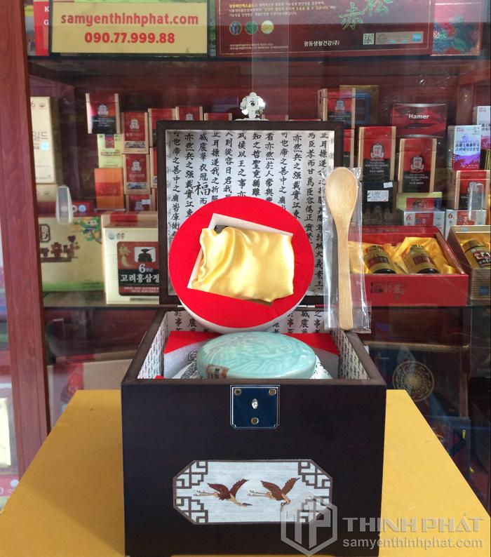 Cao hồng sâm Hoàng Đế Hàn Quốc loại đặc biệt hũ 500g