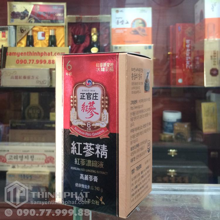 Tinh chất chiết xuất cao hồng sâm KGC 240g