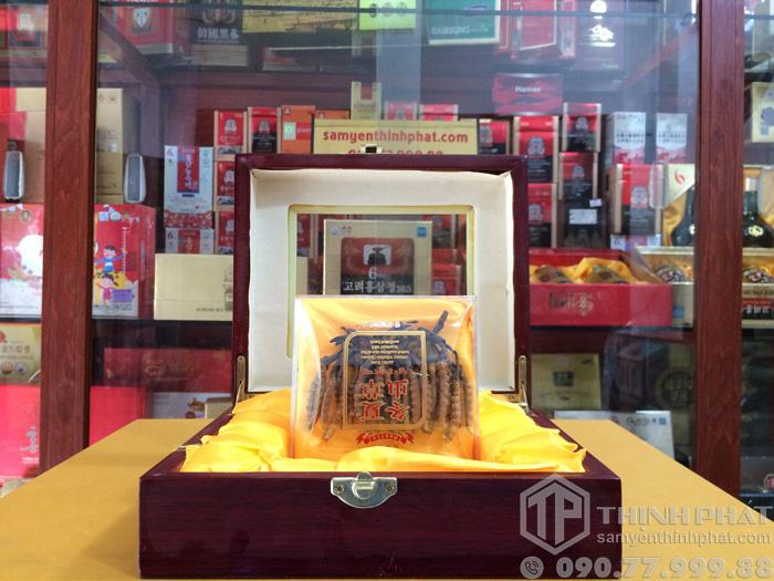Đông trùng hạ thảo Tây Tạng thiên nhiên nguyên con 10g - Con đại