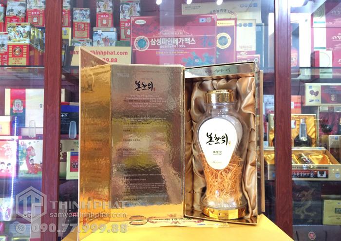 Sợi đông trùng hạ thảo Hàn Quốc