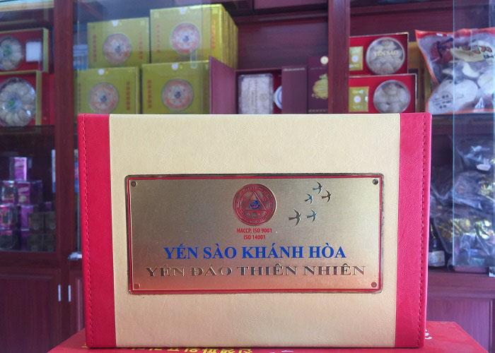 Tổ Yến Sào Khánh Hòa TP1 Hộp 100g