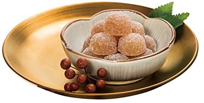 Kẹo nhân sâm dẻo cao cấp ít đường 150g
