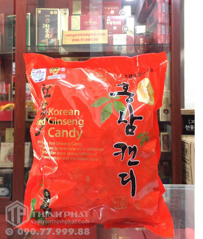 Kẹo hồng sâm Hàn Quốc 500g