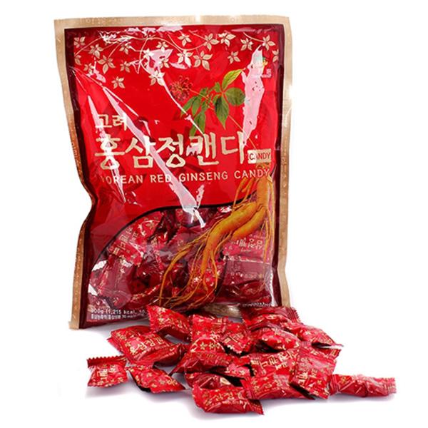 Kẹo Hồng Sâm KGS 300g