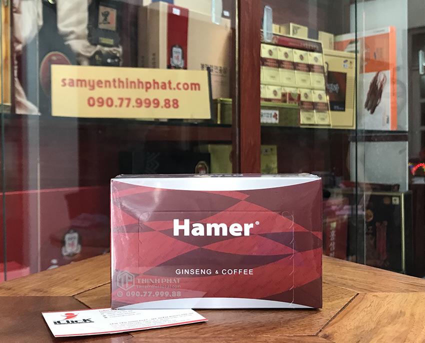 Kẹo sâm Hamer của Mỹ hỗ trợ tăng sức khỏe cho nam giới
