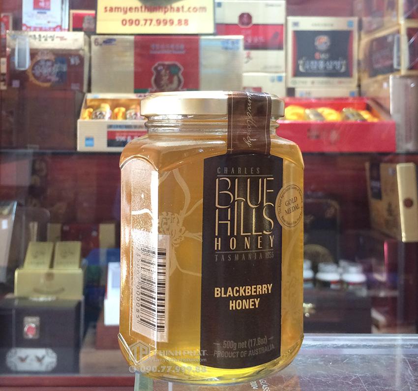 Mật ong Blackberry lọ 500g