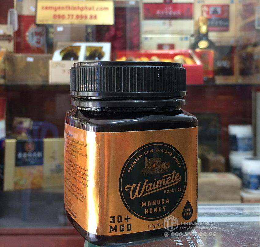 Mật ong manuka Waimete (MGO 30+) 250g