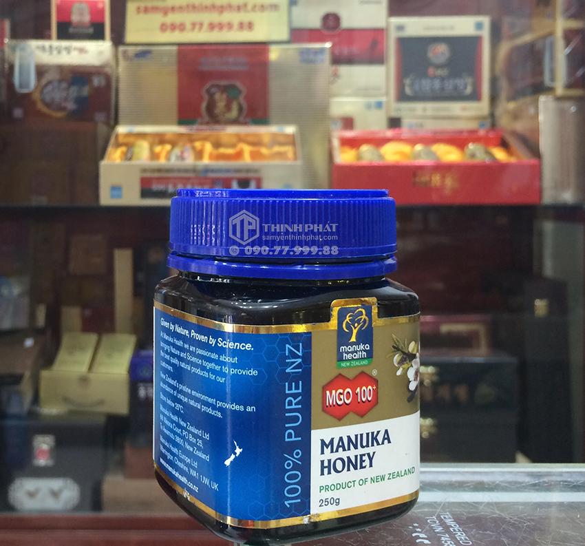 Mật ong Manuka New Zealand 250g 100+