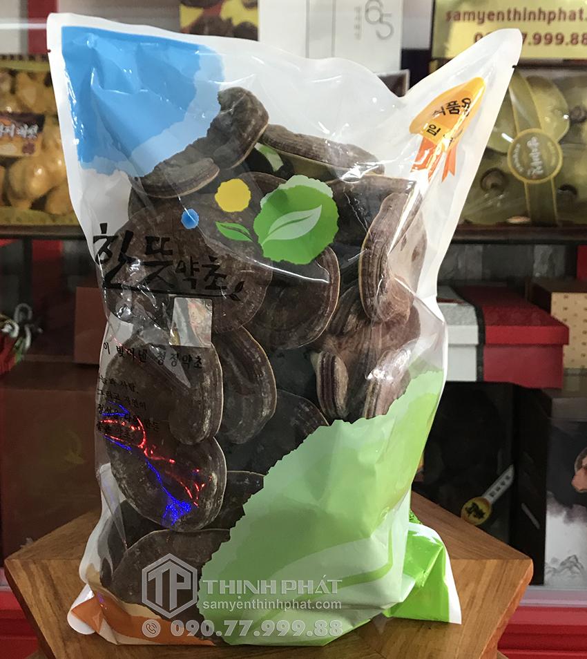 Nấm linh chi Hàn Quốc tự nhiên 1kg