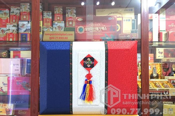 Nấm hắc linh chi Hàn Quốc