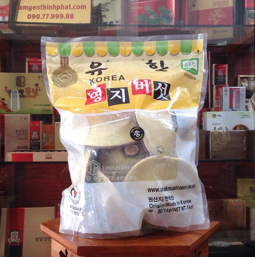 Nấm linh chi Hàn Quốc Uhak cao cấp