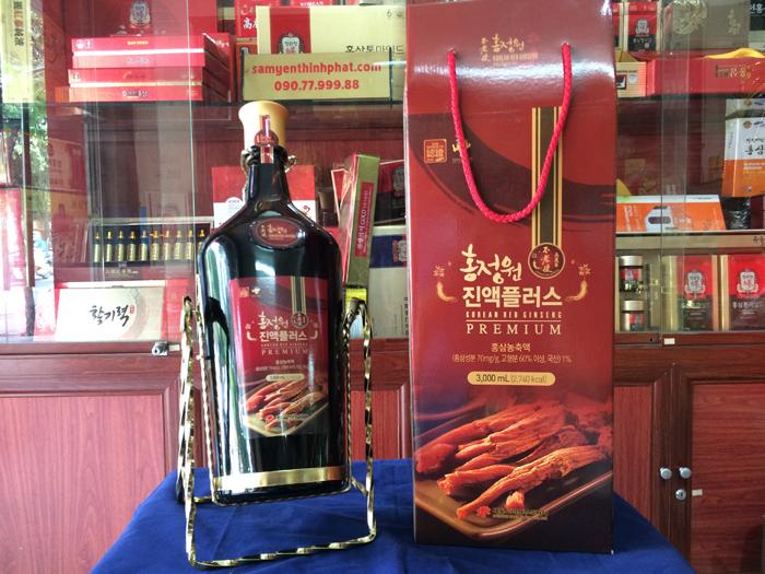 Nước hồng sâm Hàn Quốc cao cấp chai 3 lít Deadong