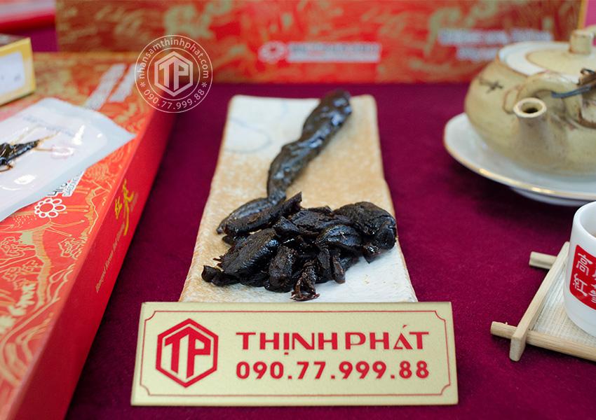 Hồng sâm củ tẩm mật ong chính hãng Deadong hộp 300g Sâm Hàn Quốc 6 năm tuổi chính hãng