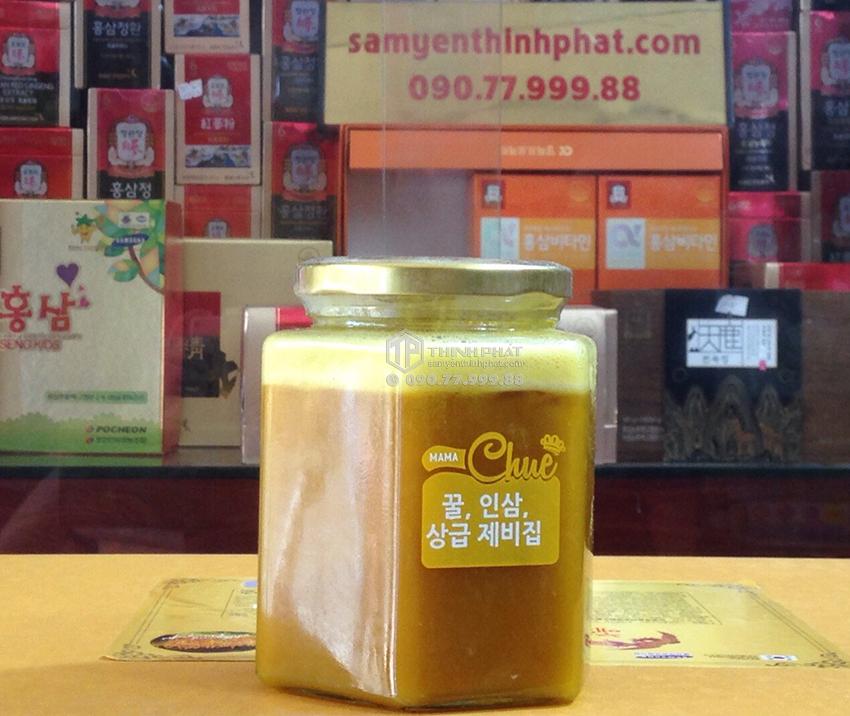 Sâm nghệ mật ong Mama Chuê lọ 500ml