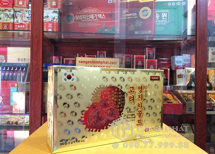Trà linh chi KGS Hàn Quốc 100 gói