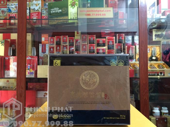 Viên Hồng Sâm G3 KGS Hàn Quốc 90 Viên - Hỗ Trợ Cho Người Bị Ung Thư
