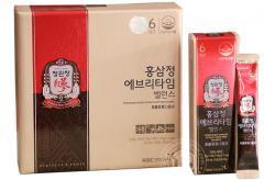 Nước hồng sâm Hậu Duệ Mặt Trời 30 gói x 10ml