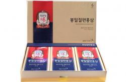 Hồng sâm lát tẩm mật ong KGC Sâm Chính phủ cao cấp hộp 6 gói 120g - Cheong Kwan Jang