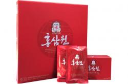 Nước hồng sâm cao cấp KGC hộp 30 gói