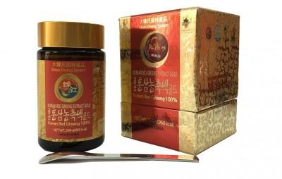 Cao hồng sâm Hàn Quốc nguyên chất cao cấp 240g