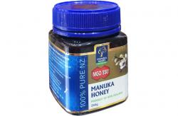 Mật ong Manuka New Zealand 250g 550+