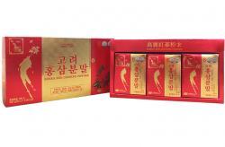 Bột hồng sâm cao cấp KGS Hàn Quốc hộp 180g