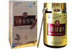 Cao hồng sâm Hàn Quốc 6 năm tuổi Bio Apgold lọ 240g