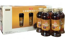 Nước linh chi mật ong KGS hộp 10 chai