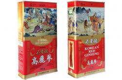 Hồng sâm củ khô 6 năm tuổi 150g 5 củ lớn good - Deadong Hàn Quốc