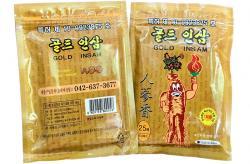 Cao dán hồng sâm Hàn Quốc Gold Insam