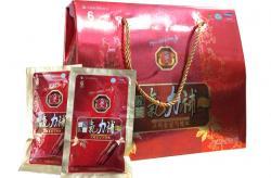 Tinh chất hồng sâm khí lực hộp 30 gói - Bán sỉ liên hệ