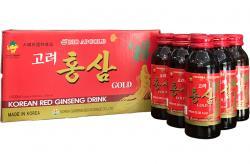 Nước hồng sâm Bio hộp 10 chai