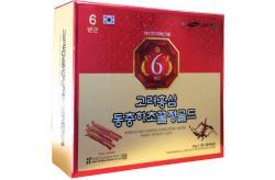 Cao hồng sâm đông trùng hạ thảo Hàn quốc 2 lọ x 250g