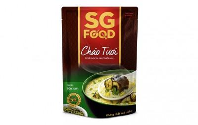 Cháo tươi bổ dưỡng SGfood - Lươn đậu xanh