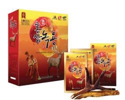 Nước tinh chất hồng sâm nhung hươu Hàn Quốc hộp 30 gói