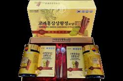 Cao hồng sâm nấm thượng hoàng Hàn Quốc hộp 2 lọ x 240g