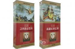 Hồng sâm tẩm mật ong hộp thiếc Dongjin hộp 300g
