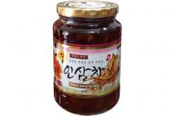 Trà mật ong sâm Miwami lọ 580g