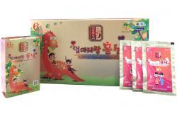 Nước hồng sâm trẻ em Pocheon