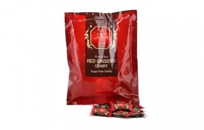 Kẹo hồng sâm không đường tiêu chuẩn Mỹ 250g