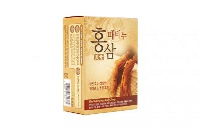 Xà bông tắm sâm Hàn Quốc