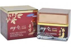 Kem dưỡng trắng da sâm đỏ Hàn Quốc, hồng sâm My Gold