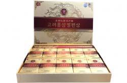 Hồng sâm lát tẩm mật ong chính hãng Bio ApGold sâm Hàn Quốc 6 năm tuổi