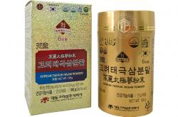 Bột thái cực sâm Hàn Quốc Daedong lọ 100g